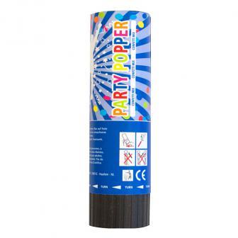 """Mini canon à confettis """"Explosion de couleurs"""" 15 cm"""