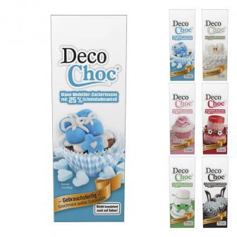 "Chocolat modelable ""Deco Choc"" 100g"