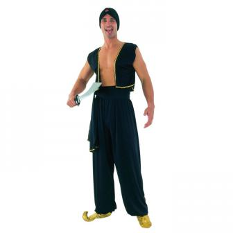 "Costume oriental ""Sultan"" 4 pcs"
