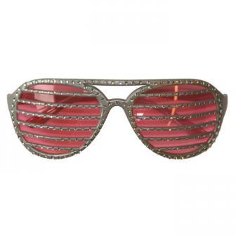 """Lunettes """"Glitter Bars"""" 14,5 cm"""
