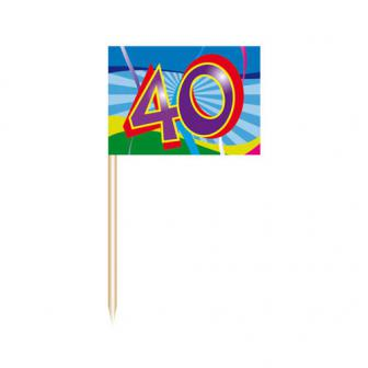 "50 pics apéritifs ""40 ans"""