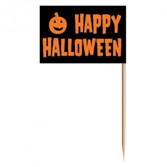"50 pics apéritifs ""Happy Halloween"""