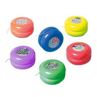 """12 yo-yo de fête """"Disco"""""""