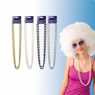 Collier de perles 38 cm 2 pcs.