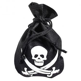"""Baluchon pirate """"Tête de mort"""""""