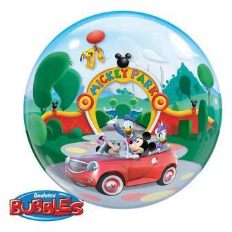 """Ballon en plastique """"Mickey Mouse"""""""