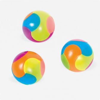 """6 balles casse-tête """"Mélange de couleurs"""""""