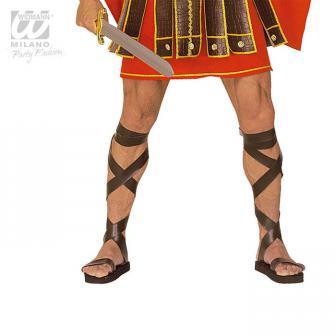 Sandales romaines à lacer
