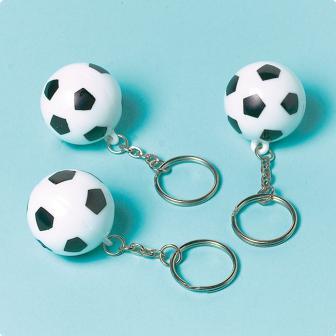 """12 portes-clés """"Football"""""""