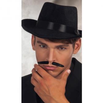 """Moustache """"Gangster"""" 2 pcs"""
