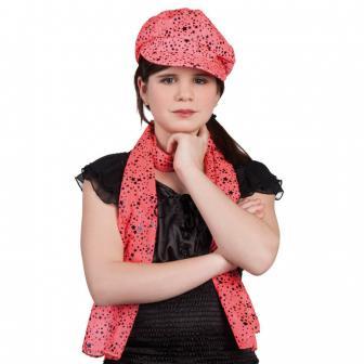 "Set flashy ""Casquette & foulard"""