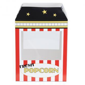 """Boîte """"Machine à pop-corn"""" en carton 39 cm"""