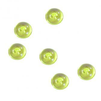 """Perles de déco """"Couleurs en folie"""" 300 pcs. - vert"""
