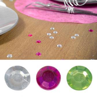 """50 strass-confettis """"Diamants magiques"""""""