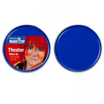 Maquillage de théâtre 25 g - bleu
