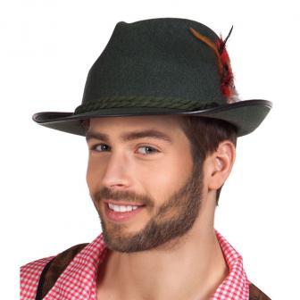 "Chapeau tyrolien ""Chanceux"""
