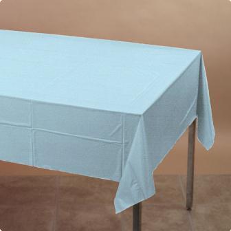 Nappe 137 x 274 cm - bleu pastel