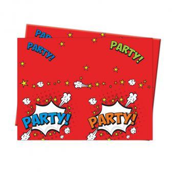 "Nappe ""Boom-Party"" 120 x 180 cm"