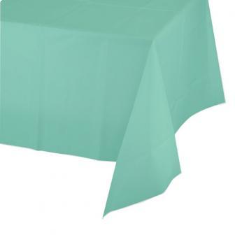 Nappe 137 x 274 cm - vert menthe