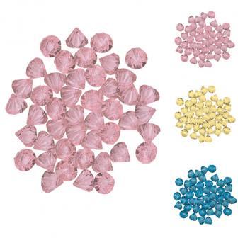 """Déco de table """"Diamants colorés"""" 28 g"""