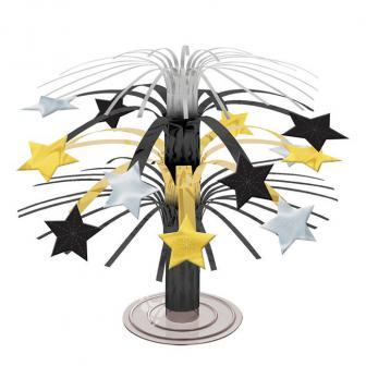 """Déco de table mini fontaine """"Étoiles à Hollywood"""" 19,1 cm"""