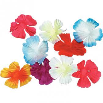 """Déco de table """"Fleurs en soie"""" 40 pcs"""