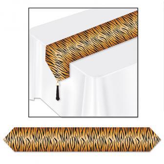 "Chemin de table ""Tiger"" 183 cm"