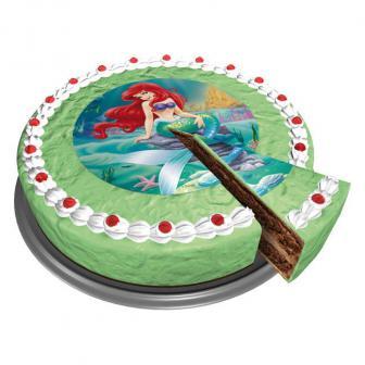 """Disque pour gâteau """"Ariel"""" 16 cm"""