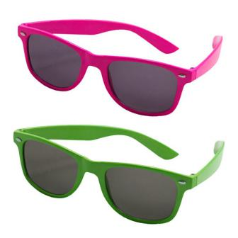 """Lunettes fluo UV """"Blues Brothers"""""""
