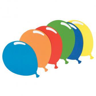 """Déco de salle """"Ballons festifs"""" 38 cm"""