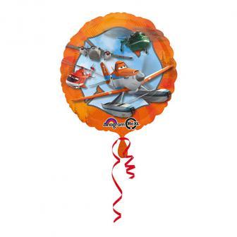 """Ballon en alu XL """"Planes"""" 71 cm"""