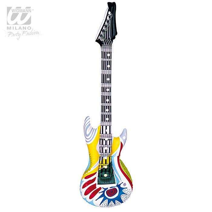 guitare lectrique gonflable 107 cm prix minis sur. Black Bedroom Furniture Sets. Home Design Ideas