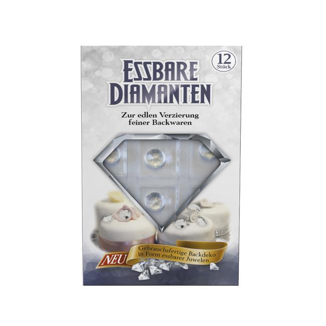 d 233 co pour g 226 teau quot diamants quot comestibles 12 pcs 224 prix minis sur decoagogo fr