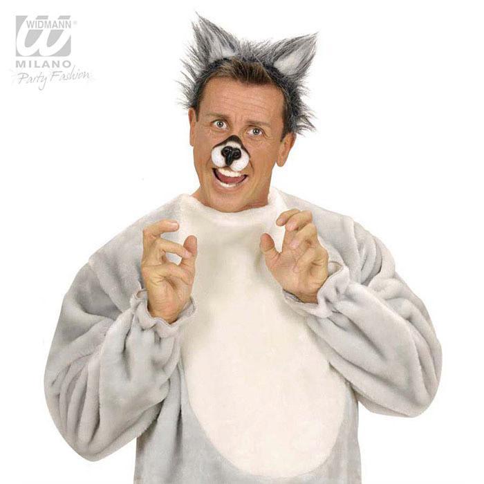 Serre t te oreilles de loup prix minis sur - Oreille de chat serre tete ...
