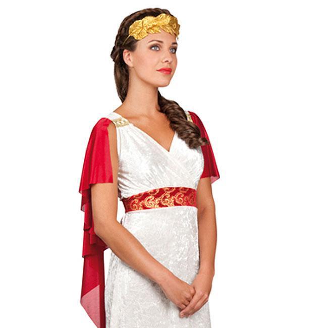 costume femme romaine deluxe 2 pcs prix minis sur. Black Bedroom Furniture Sets. Home Design Ideas