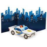 "Déco de table 3D ""Police cool"" 68,5 cm"