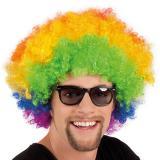 "Perruque afro ""Rainbow"""