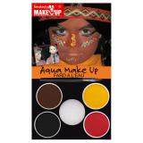 "Set de maquillage Aqua ""Cow-boys et Indiens"" 6 pcs"