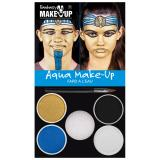 "Set de maquillage Aqua ""Pharaon d'Égypte"" 6 pcs"