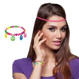 "Bracelet ""Hippie multicolore"""