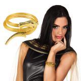 """Bracelet """"Serpent doré"""""""