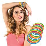 """Bracelets """"Jeux de couleurs"""" 15 pcs."""