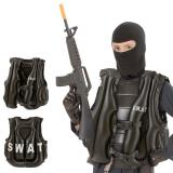 Veste SWAT gonflable pour enfants