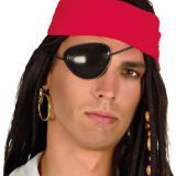 """Cache-oeil et boucle d'oreille """"Pirate-style"""""""