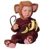"""Costume pour bébé """"Petit singe"""" 2 pcs."""