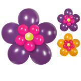 """Kit de ballons """"Fleur"""" 16 pcs."""