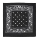 Bandana Classic 53,5 cm - noir