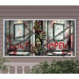 """Déco murale """"Zombie Invasion"""" 85 x 165 cm"""