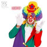 Nez de clown clignotant