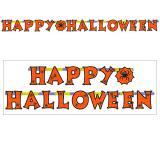 """Guirlande de lettres """"Happy Halloween"""" 2,39 m"""